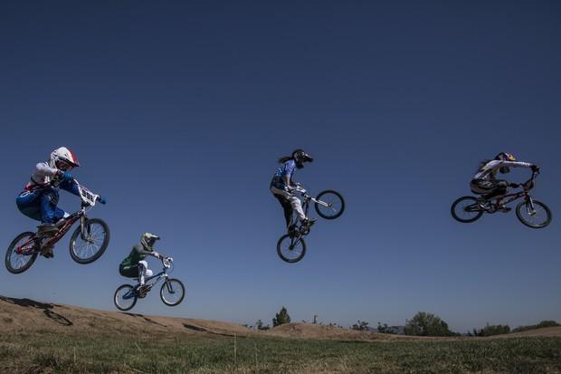 BMX nas Olimpíadas do Rio: sim, teremos (Foto: Getty Images)