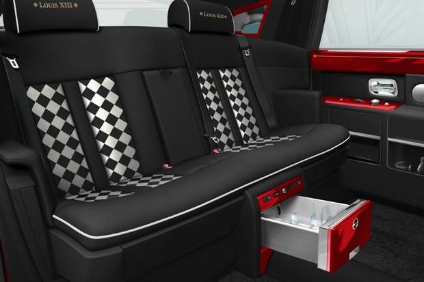 Interior Rolls Royce Phantom (Foto: Divulgação)