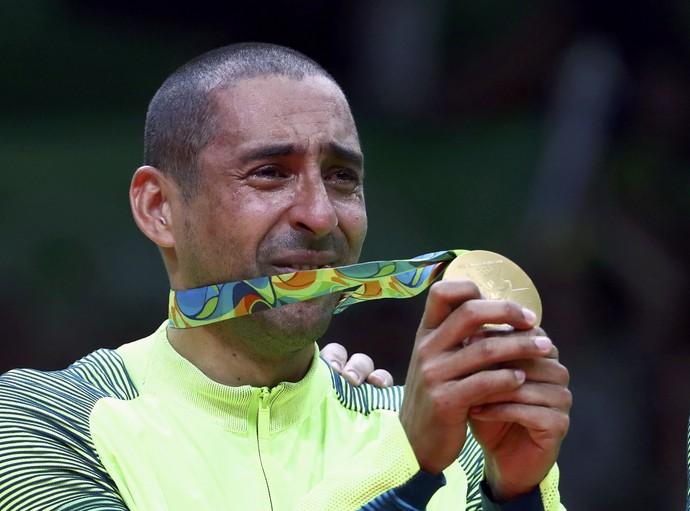 Serginho vôlei (Foto: REUTERS/Yves Herman)