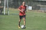D'Alessandro faz 1º treino, mas fica fora da estreia do River (Reprodução / site oficialdo River Plate)