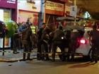 PM de SP afasta policiais envolvidos em crime em frente a uma pizzaria