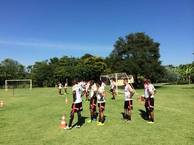 Flamengo Atibaia (Foto: Ivan Raupp / GloboEsporte.com)