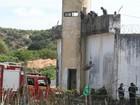 Corpo de Bombeiros resgata presos feridos de Alcaçuz