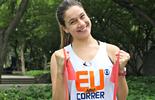 Fernanda faz circuito funcional, mas engorda 2kg ao descuidar da dieta (Igor Christ/Eu Atleta)