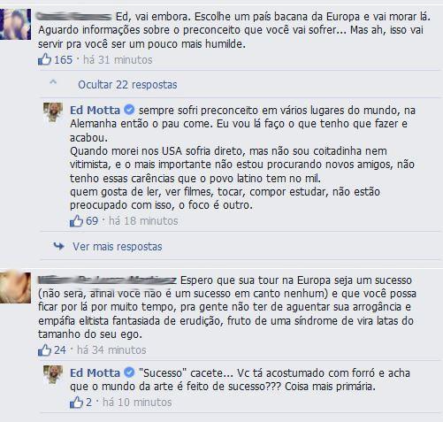 Ed Motta (Foto: Facebook / Reprodução)