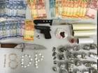 Cinco homens são presos em Brazlândia, no DF, suspeitos de tráfico