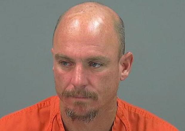 Joseph Andrew Dekenipp fugiu de cadeia para encontrar namorada (Foto: Pinal County Sheriff/AP)