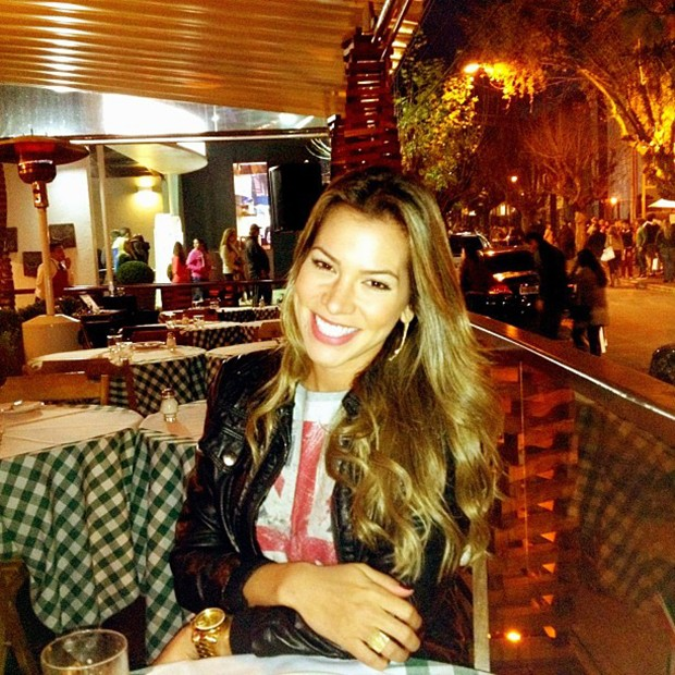 Ex-BBB Adriana (Foto: Instagram / Reprodução)