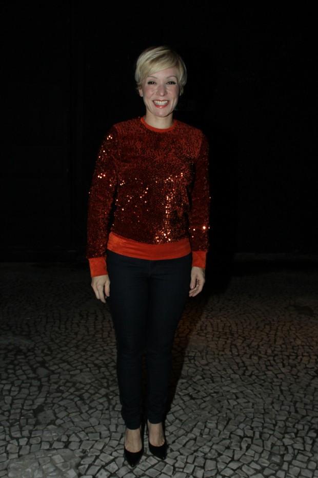 Patricia Marx (Foto: Amauri Nehn/Brazil News)