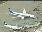 Decolagens de Boeing 787 são proibidas no mundo inteiro