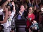'Vamos cuidar das pessoas', diz Crivella no 1º discurso após vitória