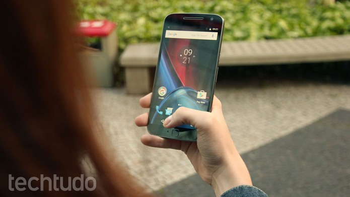 Moto G 4 Plus [marca] 10 (Foto: Ana Marques/TechTudo)