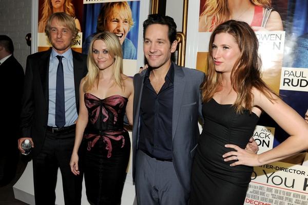 Parte do elenco de Como Você Sabe? (2010) (Foto: Getty Images)
