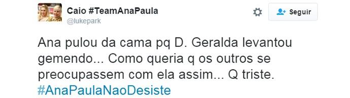 Geralda_ana_paula (Foto: Reprodução Internet )