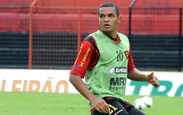 Jheimy sport (Foto: Aldo Carneiro / Pernambuco Press)