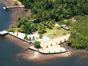 Ilha do Gato (Foto: Reprodução/Private Islands Online)