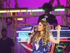 Cláudia Abreu canta de verdade em nova novela, diz autora