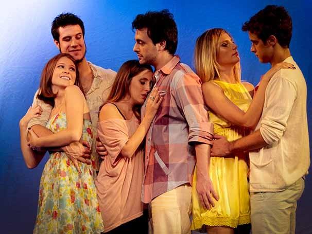A peça propõe uma interação com o público (Foto: Divulgação)
