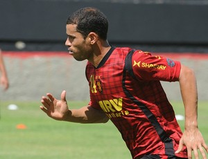 Rivaldo - Sport (Foto: Aldo Carneiro / Pernambuco Press)