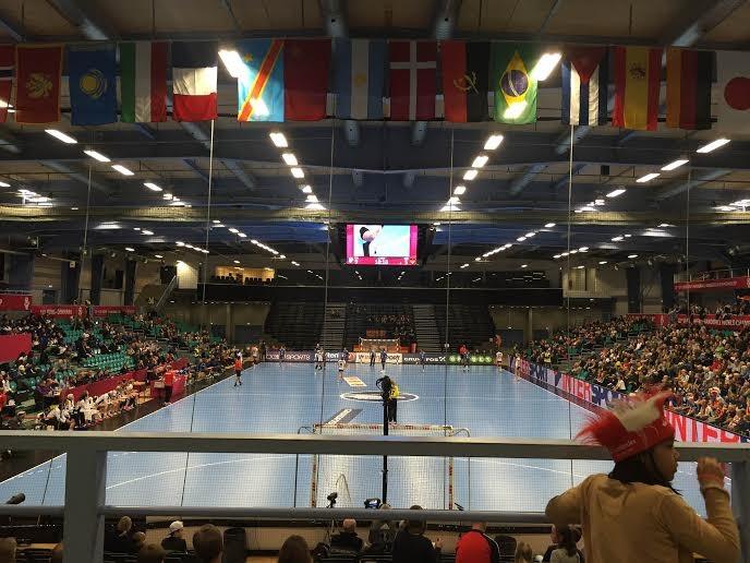 Ginásio de Kolding, Mundial de Handebol (Foto: Thierry Gozzer)