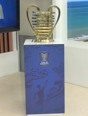 Tour da Taça Copa do Nordeste (Foto: Matheus Magalhães/Inter TV Cabugi)