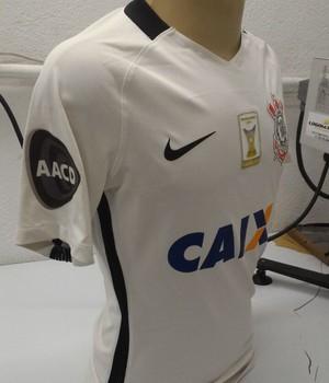 Camisa - Corinthians x Sport (Foto: Divulgação)