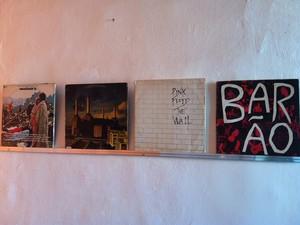 Rock é o tema de julho na mostra 'Arte na Capa' (Foto: Divulgação/PMR)