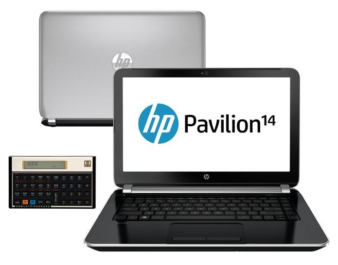 Modelo Pavilion 14-n050br, notebook da HP (Foto: Divulgação)