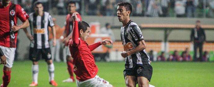 Marcos Rocha, Atlético-MG, Tijuana, Independência (Foto: Bruno Cantini / Site Oficial do Atlético-MG)