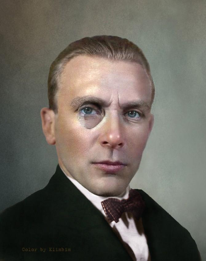 Mikhail Bulgákov, escritor (Foto: Olga Shirnina)