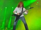 Metal Open Air aconteceu graças à 'minha equipe', diz Dave Mustaine