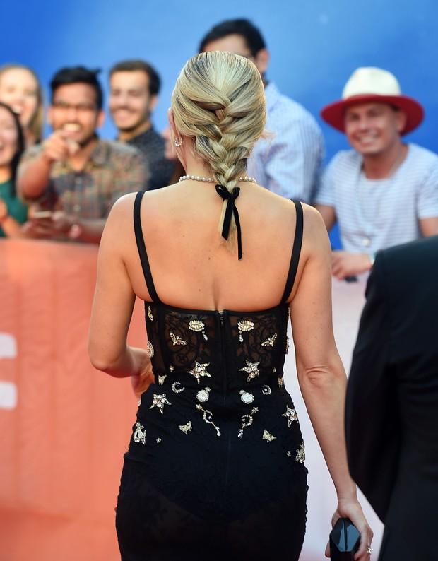 Kate Hudson em première no festival de cinema de Toronto, no Canadá (Foto: Kevin Winter/ Getty Images/ AFP)