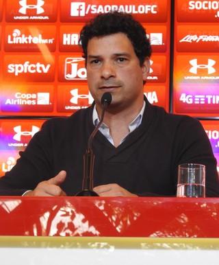 Gustavo Vieira de Oliveira São Paulo (Foto: Marcelo Prado)