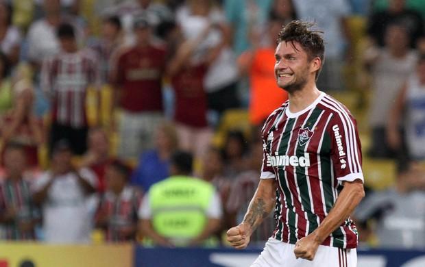 Rafael Sóbis Fluminense x Horizonte (Foto: Ricardo Ayres/Photocamera)
