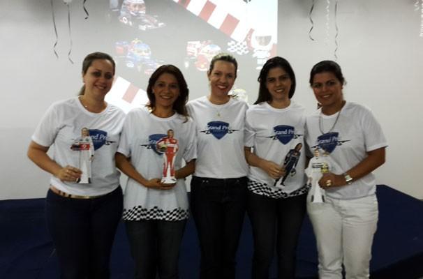 Grand Prix de Vendas TV Clube (Foto: Ivana Machado)