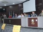 Câmara Municipal discute botão do pânico em ônibus de Teresina