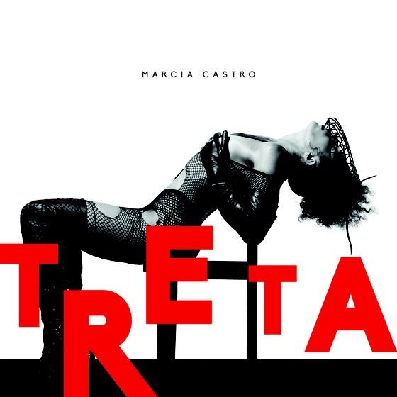 A capa do novo CD da cantora Márcia Castro leva a assinatura de Giovanni Bianco (Foto: Gui Paganini)