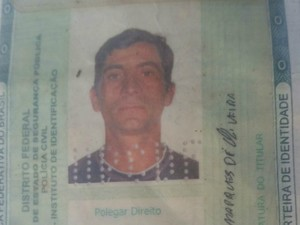 Homem desapareceu no rio Araguaia (Foto: Bombeiros/Divulgação)
