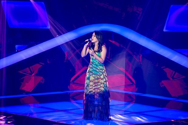Nanda Garcia - Audição 4 (Foto: Isabella Pinheiro/TV Globo)
