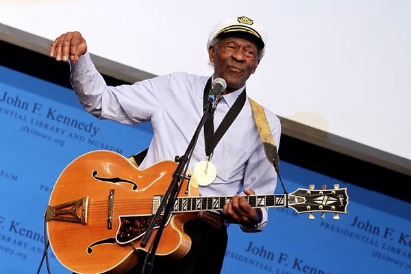 Chuck Berry (Foto: Getty Images)