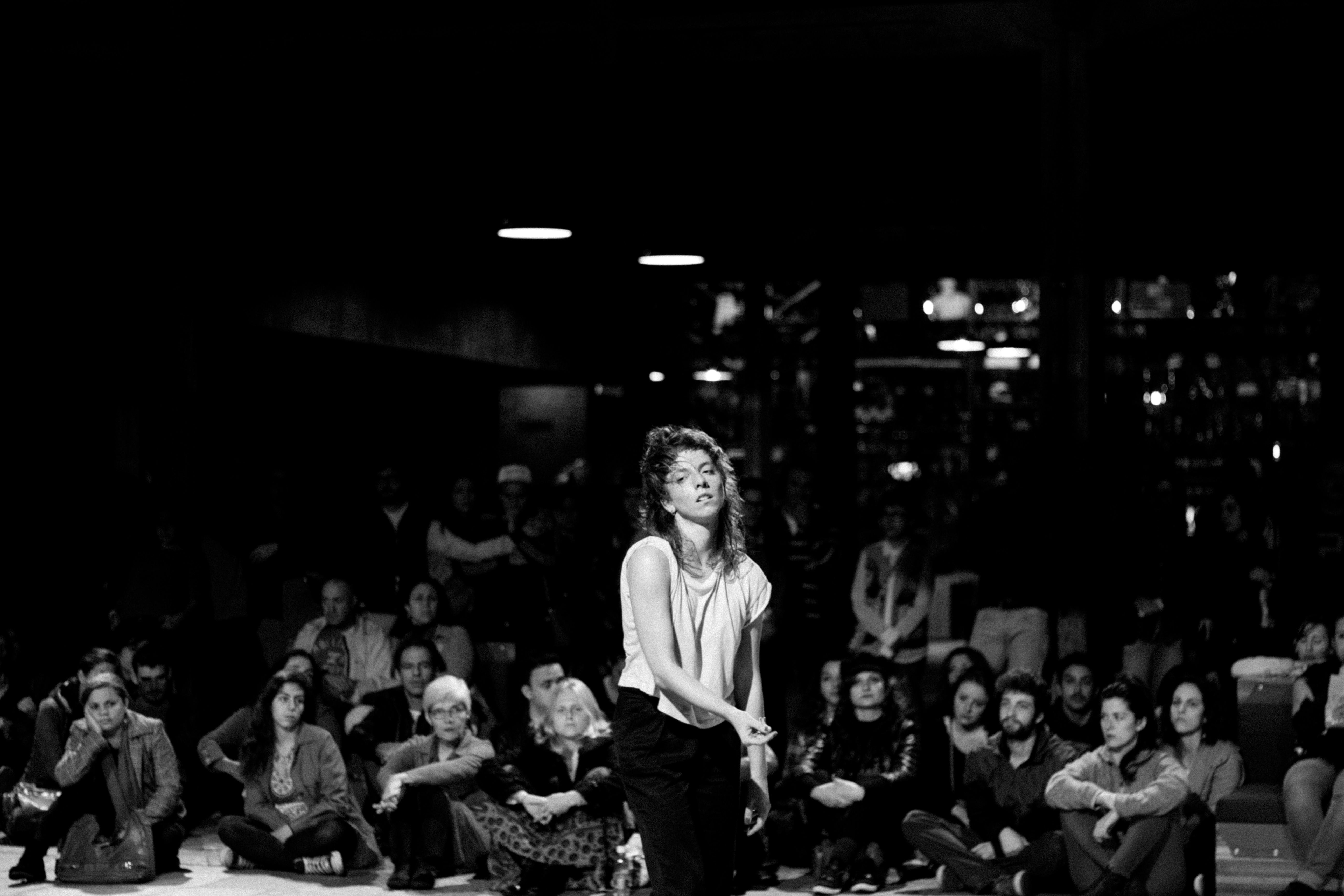 Patricia Bergantin (Foto: Micaela Wernicke)
