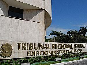 Sede - Tribunal Regional Federal da 5ª Região (Foto: Vanessa Bahé / G1)