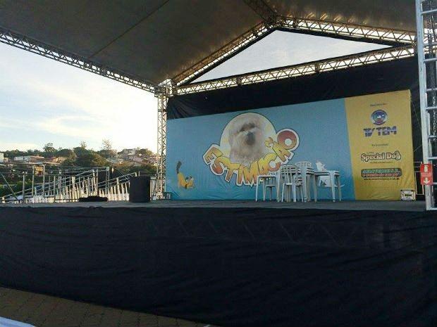 Entrada no evento e todos os serviços e atividades são gratuitos (Foto: Laísa Camargo/TV TEM)