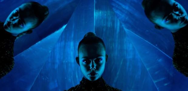 Neon Demon, com direção de fotografia de Natasha Braier  (Foto: Reprodução)