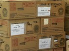 Urnas eletrônicas são distribuídas em Juiz de Fora e cidades vizinhas