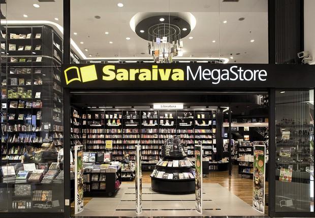 Livraria Saraiva em São Paulo (Foto: Wikimedia Commons/Wikipedia)