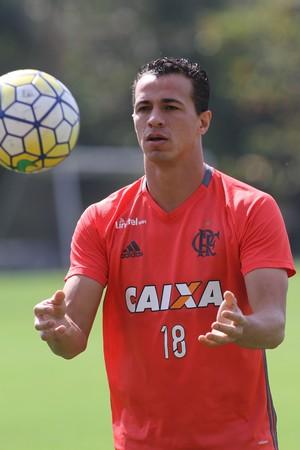 Leandro Damião Flamengo (Foto: Gilvan de Souza / Flamengo)