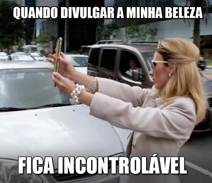Fedora - meme 1 (Foto: TV Globo)