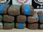 PC apreende 120 quilos de maconha no Distrito Industrial, em Ananindeua