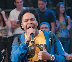 Thalles Roberto (Foto: Zé Paulo Cardeal/TV Globo)